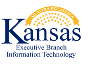 Kansas Executive Branch Information Technology Logo