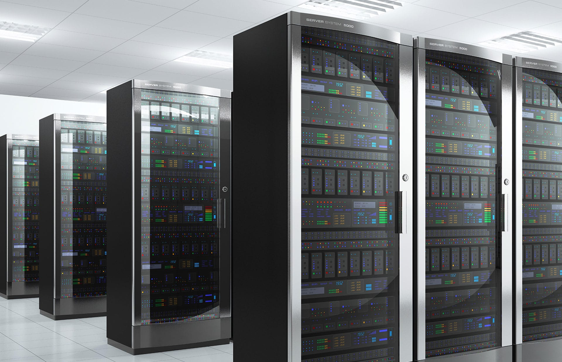 Server Room Facility