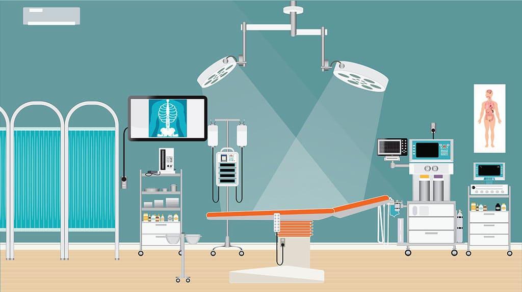 Medical hospital equipments