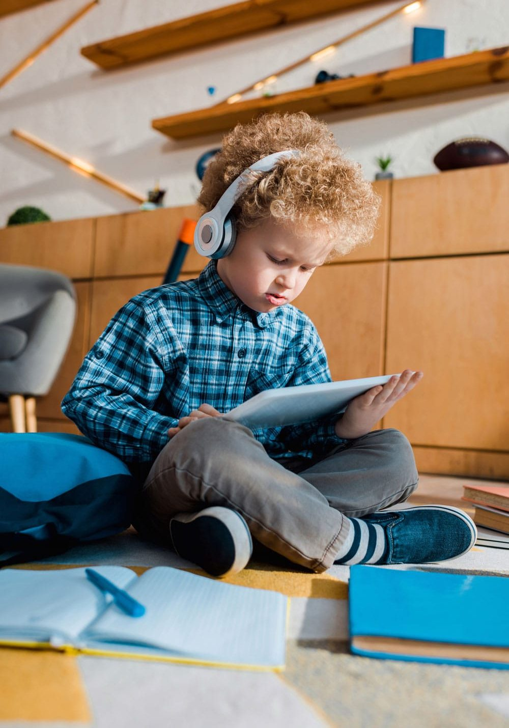 child-online-learning